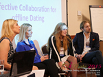 Panel On Effective Collaboration For Offline Dating At at the 2015 London E.U. Mobile and Internet Dating Expo and Convention