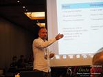 Vladimir Zhovtenko - CEO of BidBot at the 45th iDate Premium International Dating Business Trade Show