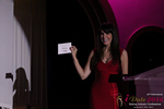 Julie Spira Presenting the Best Mobile Dating App Award at the 7th annual iDate Awards Ceremony