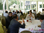 Lunch  at the 38th iDate Mobile Dating Negócio Trade Show