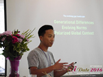 Monty Suwannukul (Product designer at Grindr)  at the June 8-10, 2016 Los Angeles Internet and Mobile Dating Negócio Conference