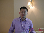 Shang Hsui Koo(CFO, Jiayuan)  at iDate2016 West