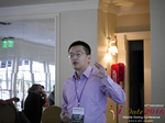 Shang Hsui Koo(CFO, Jiayuan)  at the 2016 Online and Mobile Dating Negócio Conference in Los Angeles