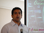 Tushar Chaudhary (Associate director at Verizon)  at the June 8-10, 2016 Los Angeles Internet and Mobile Dating Negócio Conference