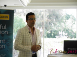Ritesh Bhatnagar - CMO of Woo at the 48th Mobile Dating Negócio Conference in Studio City