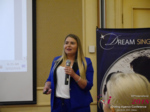Valentina Gutarova - CEO of Ukrainian Real Brides at the May 23-25, 2018  Internet and Dating Agency Indústria Conference